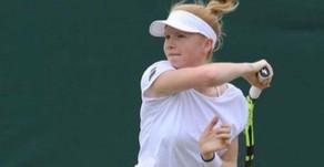 Finals in France for Amelia Bissett