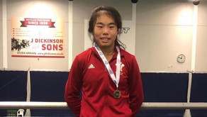 Xu and Weir Claim the 16U Winter National Tour Titles