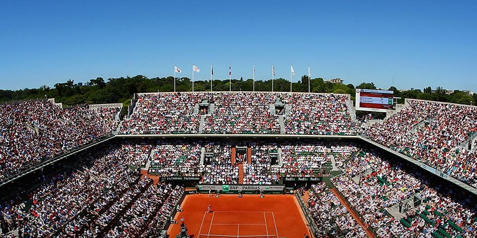 Roland Garros 2020 Sweepstake