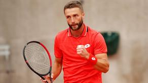 Broady's Roland Garros Debut