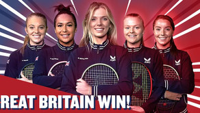 Boulter leads team to Billie Jean King Cup victory over Mexico
