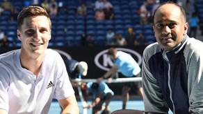 Salisbury Becomes Grand Slam Champion