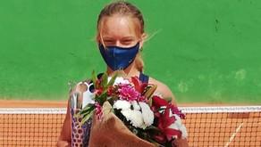 Mutavdzic Win First Women's ITF Title
