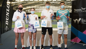 Grantee success in ITF event