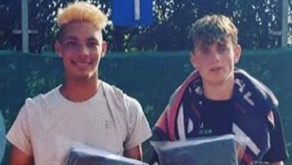 Wins For Grantees on the ITF Junior Circuit