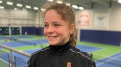 Abby takes the title in Bolton