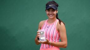 Tennis First Success at British Tour