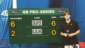 Draper Wins in Sunderland
