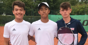 Three Grantees Secure GB a Place in the World Finals