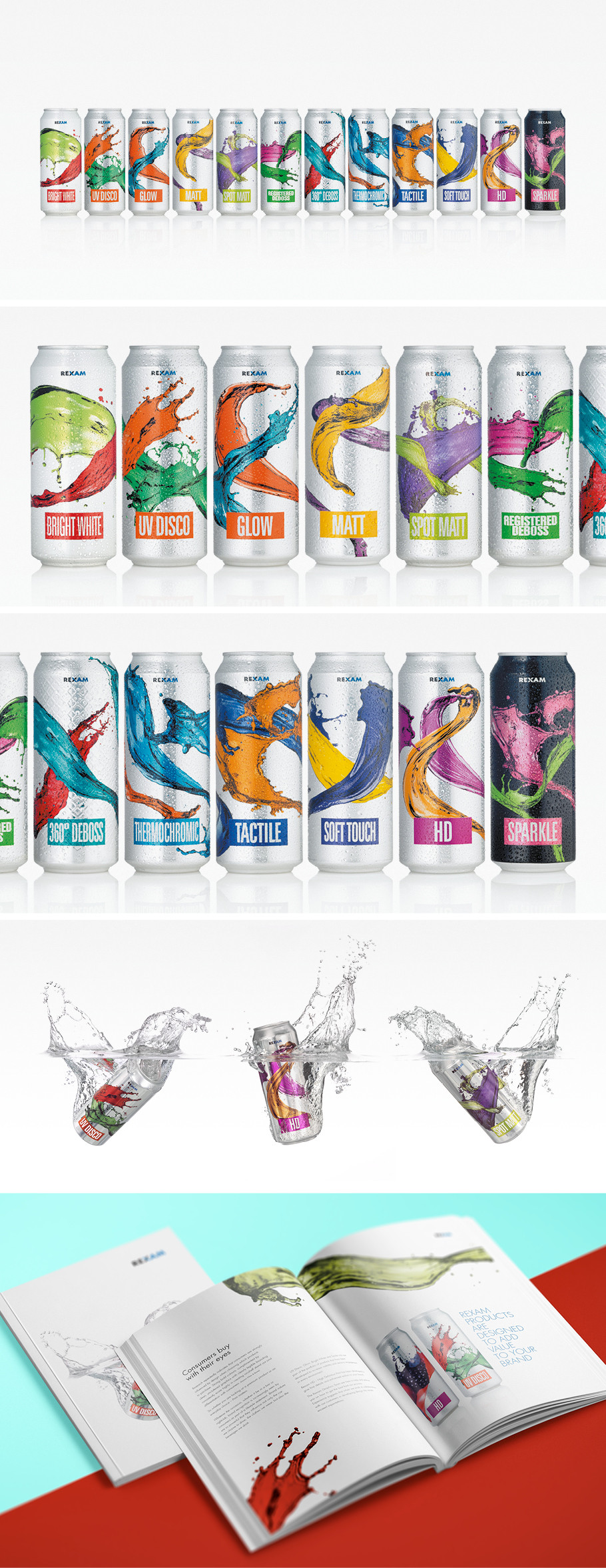 KOM Design | Rexam