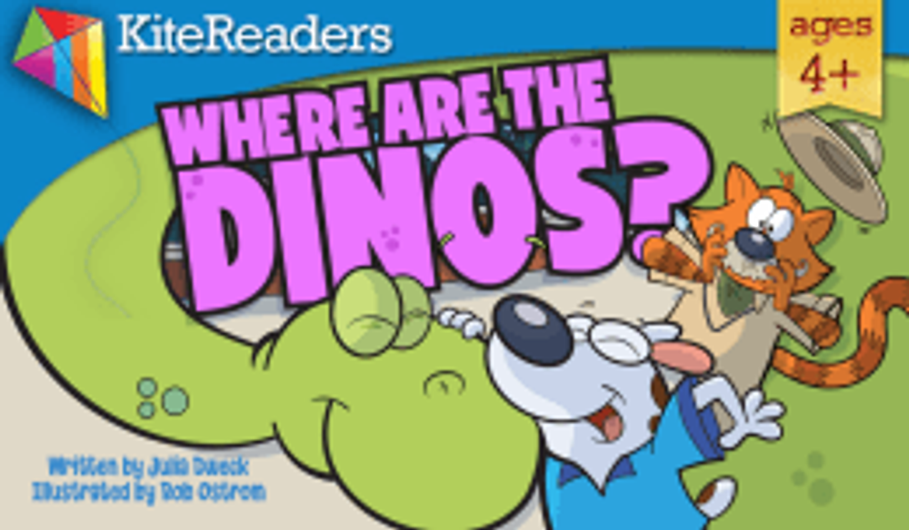 where are the dinos, ebook, illustration, cartoon dinosaurs, children's book, picture book, dinosaurs, dinos