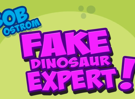 Where are the Dinos Video Contest Winner