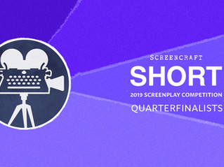 Rubber and Glue Makes the QF of ScreenCraft's Short Competition