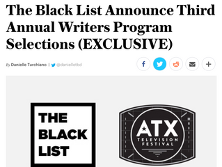 MOUNT PLEASANT Finalist in ATX Television Festival & The Black List Writing Program