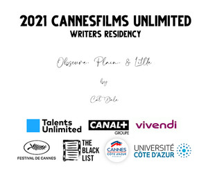 2021 CANNES WRITERS RESIDENCY