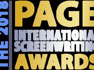Quarter-Finals PAGE International Screenwriting Awards