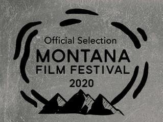 Montana Film Festival Official Selection!