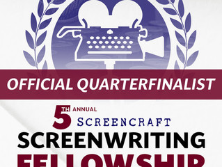 ScreenCraft Fellowship Quarterfinals
