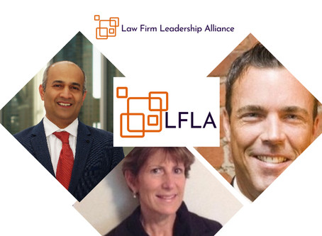 Law Firm Leadership Alliance invites your challenge