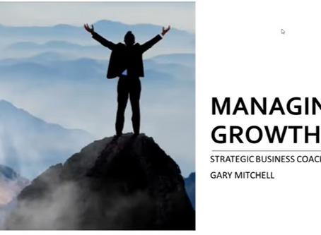 Managing Growth – A Law Watercooler Podcast