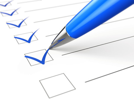 Law Firm Policies Checklist