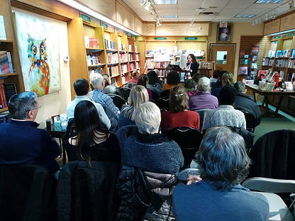 Alexandra Writers Society Reading Feb 28