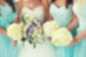 Sposa e le damigelle