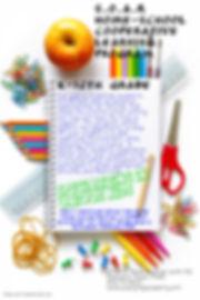 Copy of Copy of SCHOOL NOTEBOOK EVENT PO