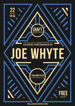 Acoustic evening with Joe Whyte