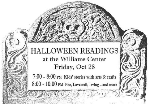 Halloween Readings