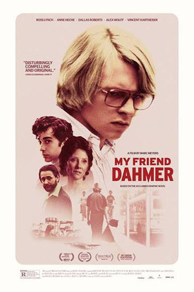 My Friend Dahmer Advanced Screening
