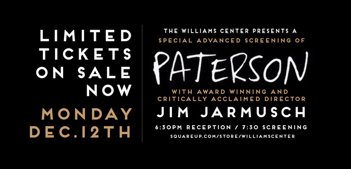 New Jersey Screening of Paterson