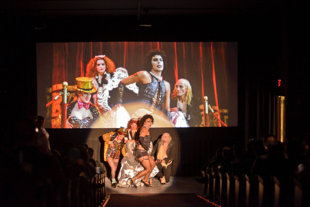 Rocky Horror Live plays to a packed house at the Williams Center