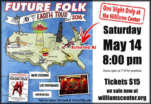 Future Folk and Live Show