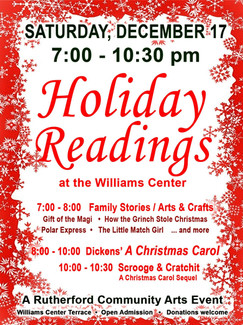 Holiday Readings