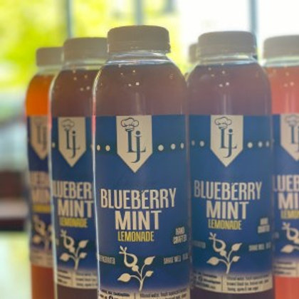 Blueberry Mint Sweet Tea