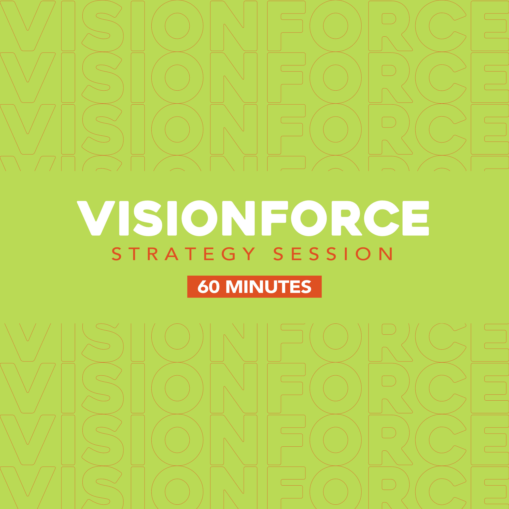 VisionForce 60 min Strategy Session