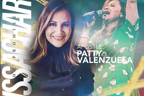 Apostle Patty Valenzuela & Lisa Brunson from Issachar 2020