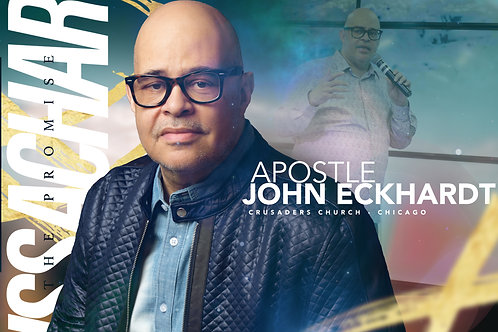 Apostle John Eckhardtfrom Issachar 2020