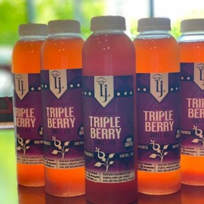 Triple Berry Sweet Tea