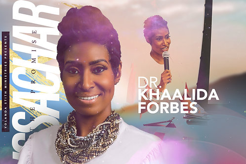 Dr. Khaalida Forbes from Issachar 2020