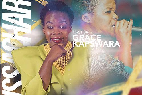 Pastor Grace Kapswarafrom Issachar 2020