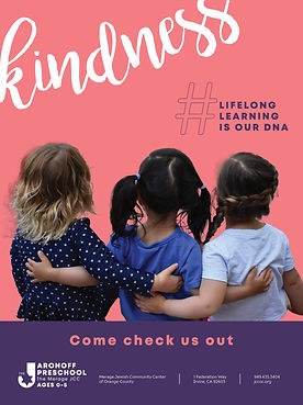 Preschool Print ads_Kindness Campaign.jp