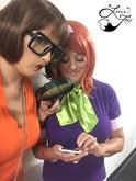 Leesie Foxx Velma Dinkley& Daphne