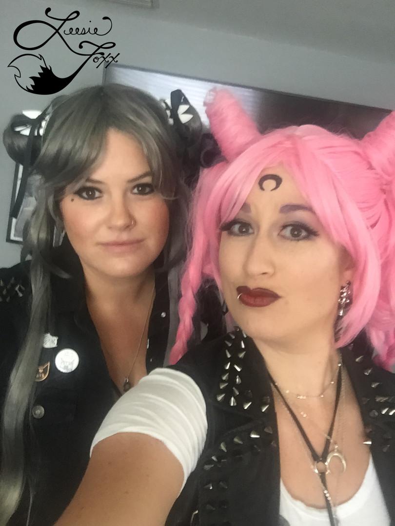 Leesie Foxx Wicked Lady Animanga 2018