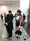 Leesie Foxx Mrs. Penguin Comic Con Revolution 2018