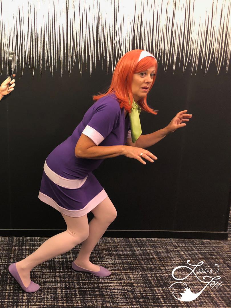Leesie Foxx Velma Dinkley & Daphne