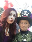 Leesie Foxx Dr. Facilier Mickey's Halloween Party 2017