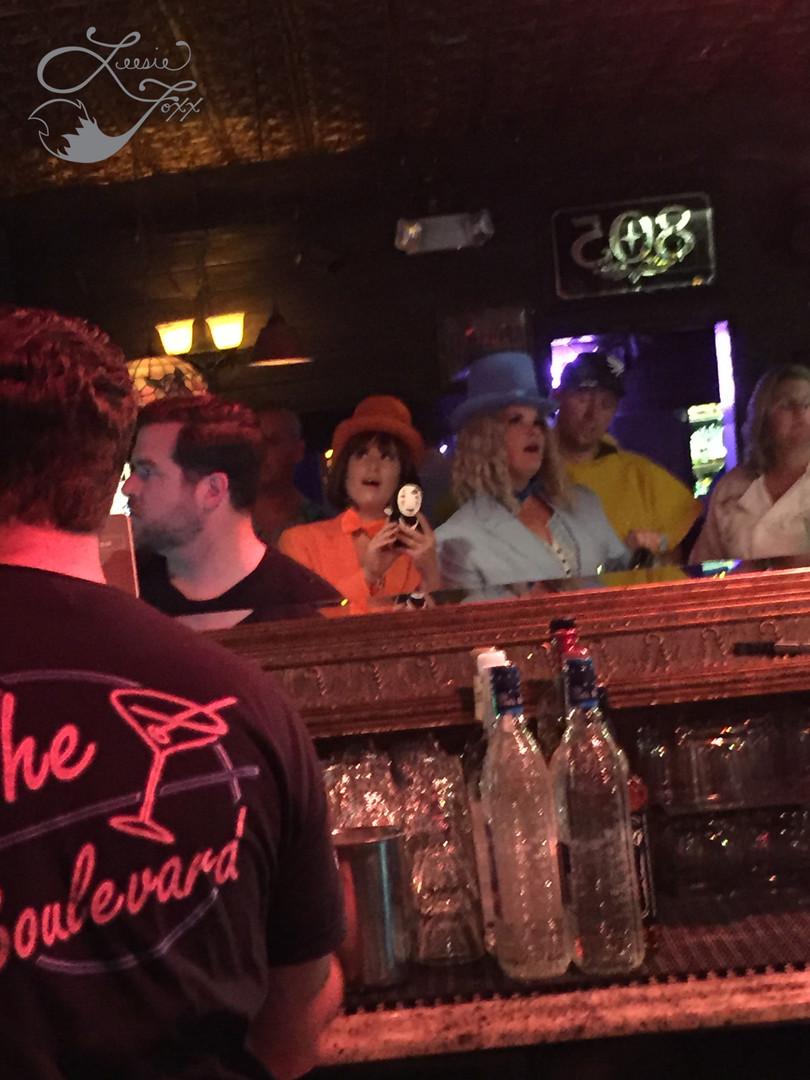 Leesie Foxx Lloyd & Harry Dumb & Dumber Boulevard Night Out