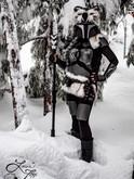 Leesie Foxx Winter Mandalorian Thanksgiving 2019